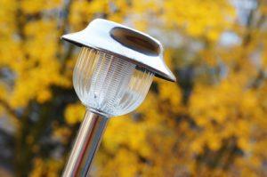 Artikelgebend sind Dekorationstipps für den Garten im Herbst.