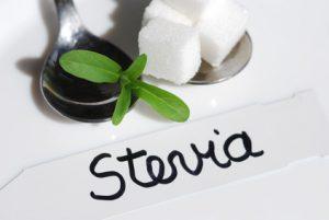 Artikelgebend ist eine kalorienarme Ernährung mit Stevia.