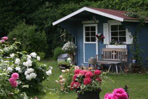 Inhalt des Artikels ist kreative Gartenarbeit.